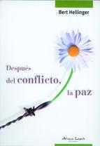 Después del conflicto la paz