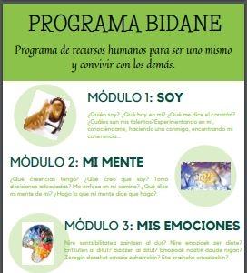 Formación Programa Bidane